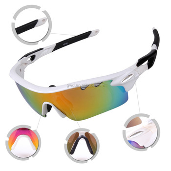 Low price high quality Custom logo polarized sport sunglass