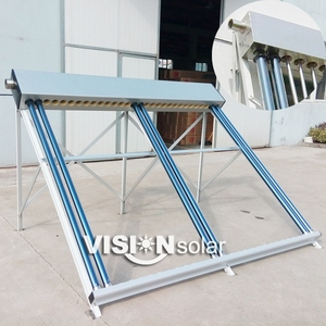 Patented High Efficient Vacuum Tube Hot Air Solar Collector