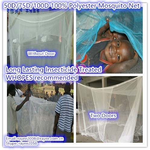 Africa LLIN Deltamethrin insecticide treated permanet mosquito nets nets jersey Malaria nets WHOPE mosquitosmoustiquaire cheaper