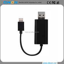 4 in 1 Hunter Reader Micro USB Hub Host OTG Adapter Connection Reads SD/TF/MicroSD Cards and USB Flash Drive for andriod