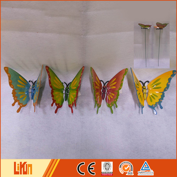 Plastic Butterfly Garden Stakes Wholesale, Plastic Butterfly Garden Stakes  Wholesale Suppliers And Manufacturers At Alibaba.com
