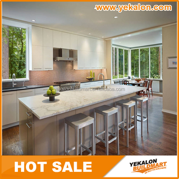 Mdf high gloss kitchen cabinet european style kitchen for European style modern high gloss kitchen cabinets