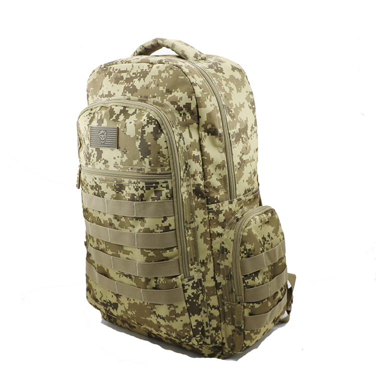 TOURMEILA Camouflage Military Tactical <strong>Backpack</strong> With Molle Straps