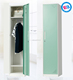 Factory price small metal single door locker pool spa student locker