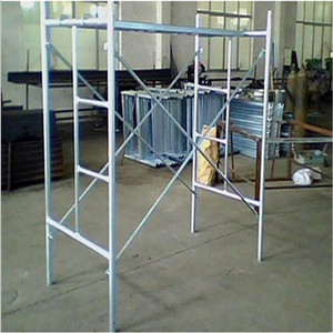 Various Size Construction Welded Scaffold Ladder Steel Climbing Weld Metal Work Sale Used Scaffolding Frame
