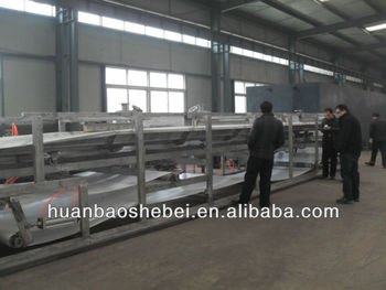 Dewatering Equipment Vacuum Belt Filter Press for Chemical Industry