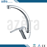 Modern Kitchen Designs Brass Single Handle Kitchen Faucet
