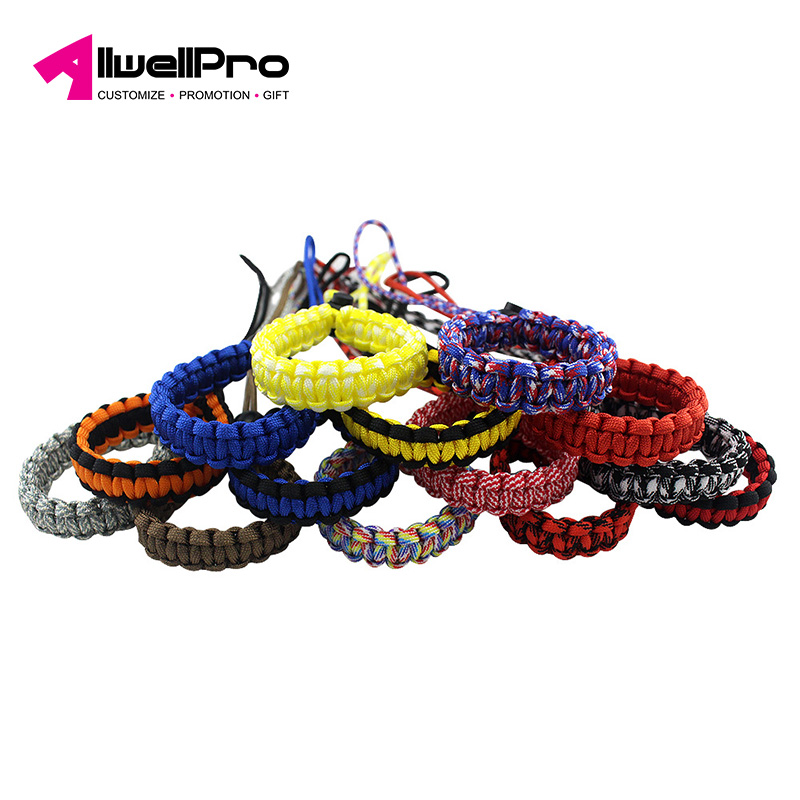 Outdoor Sport Photographer Hand Accessories Survival Pacacord Bracelet