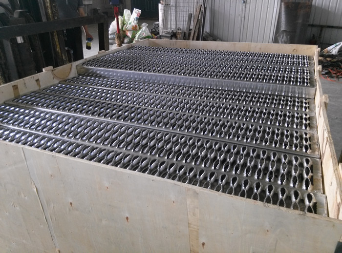Perforated Grip Strut Deck Span Safety Grating Buy