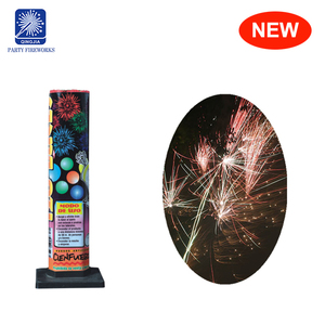 Safe delivery and good price 120 ShotsTorrent Roman Candles fireworks