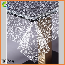 pvc transparent table protector