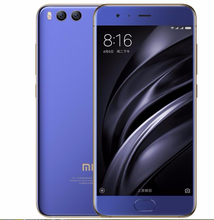 "Original Xiaomi Mi6 Mobile Phone 6GB RAM 64GB ROM Snapdragon 835 Octa Core 5.15"" 1920x1080 NFC 12MP mi6"