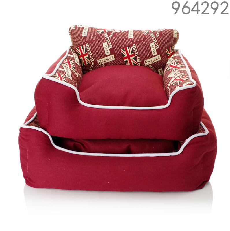 reino unido de impresin estilo britnico caja de diseo sof cama acostado todo lavable de gran