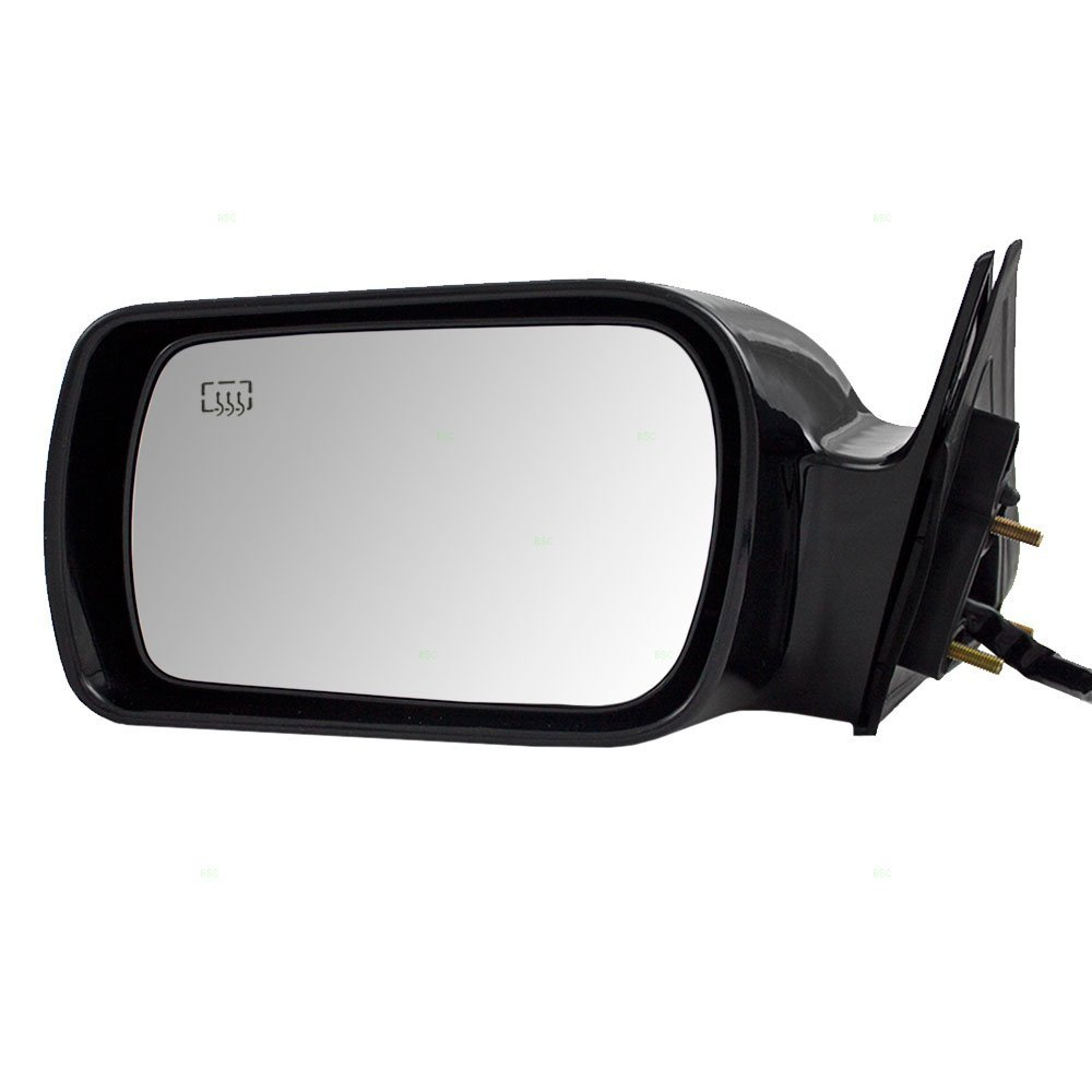 Drivers Power Side View Mirror Heated Memory with 10 Pin Connector Replacement for Toyota 87940AC030C0