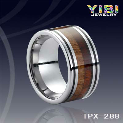 short delivery time egyptian wedding tungsten rings