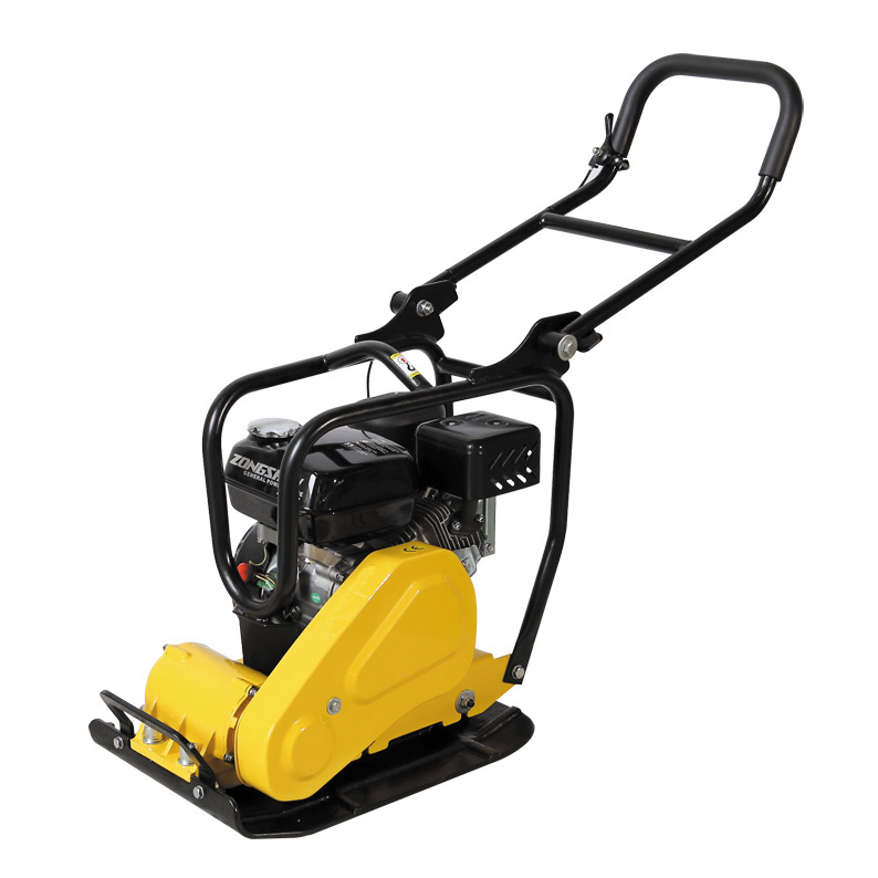 Factory wholesale 5.0hp robin ey20 plate compactor