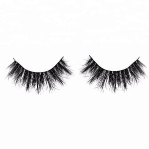 Luxury 3D Mink False Eyelashes, S&S Long Strip, Party Lashes, Hairglo