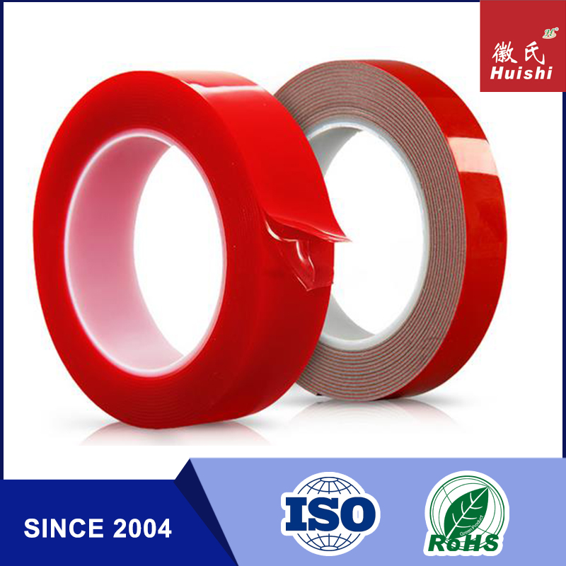 Car Double Sided Self Adhesive Acrylic Foam Tape, Waterproof Double Sided VHE Foam Tape,3m VHE Double Sided Tape