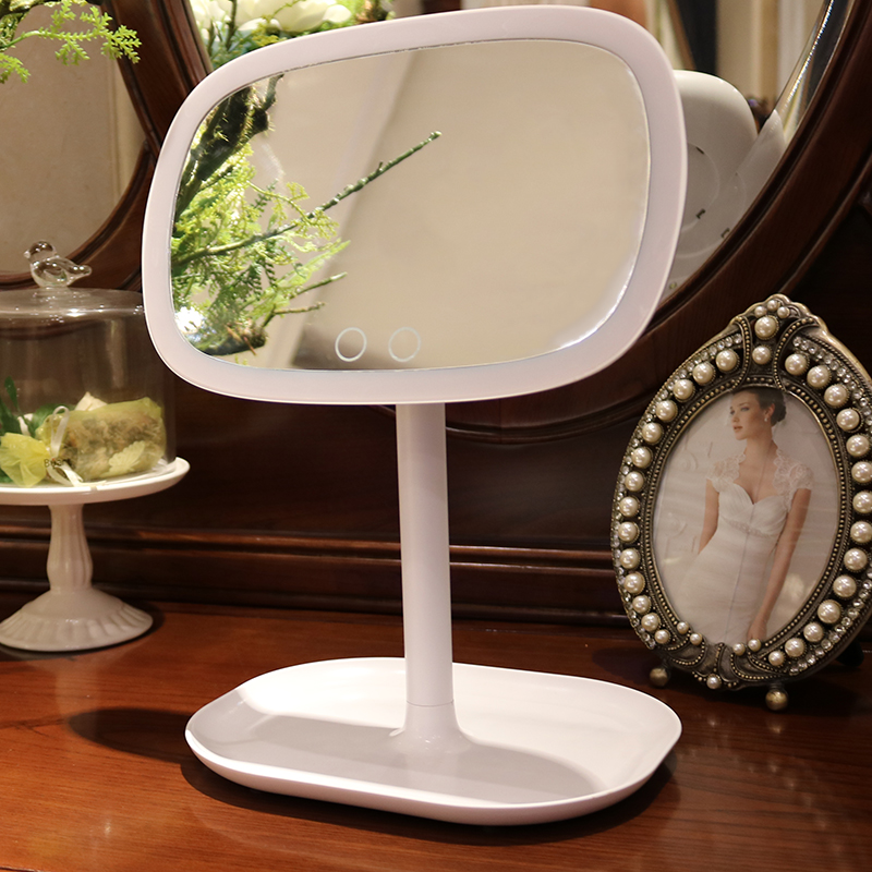 Hot Sale Make Up Magnifying Mirror Led Hollywood Vanity Mirror With