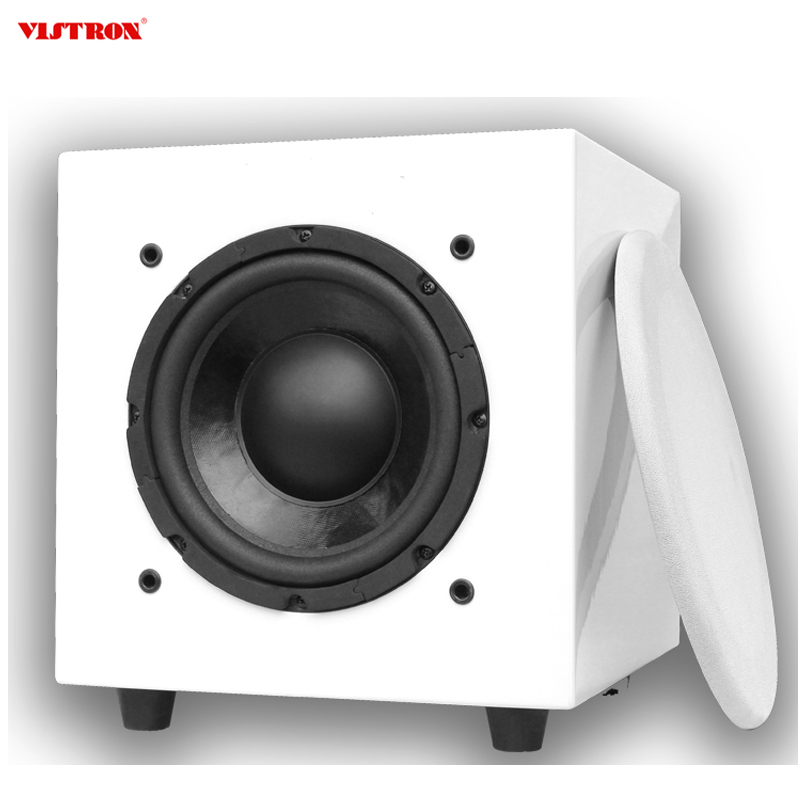 Studio Monitor Active Amplified 8 Inch Subwoofer Speaker