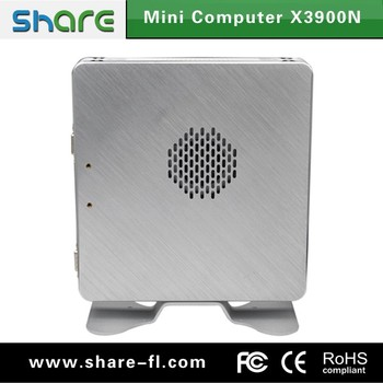 12v mini cloud computer x3900N with dual core 1.8GHZ ,support 3G .