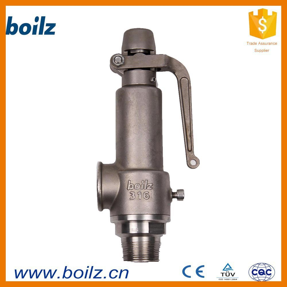 price of pressure safety valve steam boiler safety valve