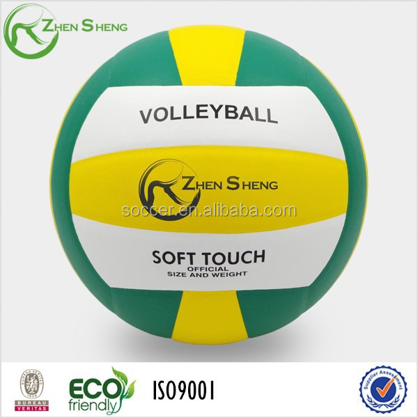 Zhensheng Volleyball Ball Size Diameter - Buy Volleyball ...