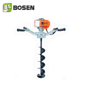 49cc 52cc Gas Powered Post Hole Digger Buy Gas Powered Post Hole