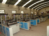 New technology air bubble film bags making machine manufacturer in ruian