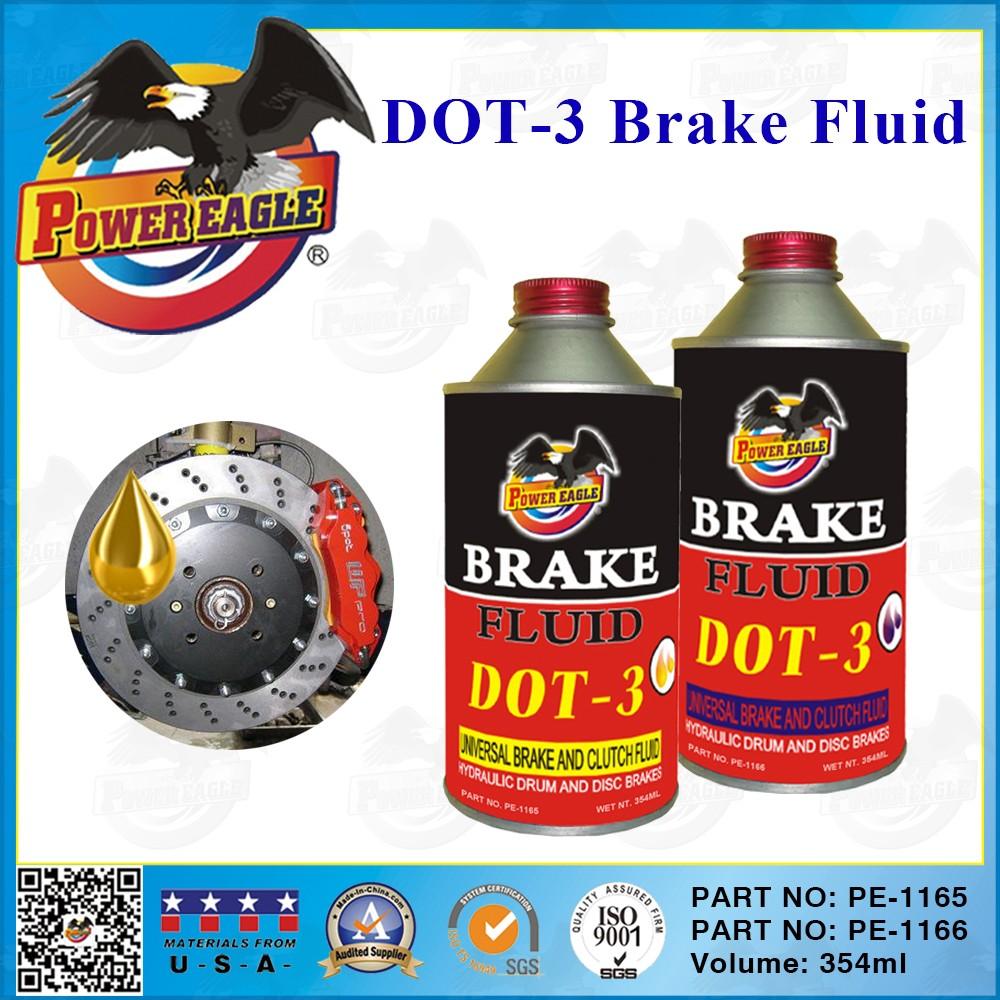 DOT Brake Fluid vs. Mineral Oil - and the Winner is..