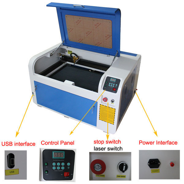 ChinaCNCzone Promotion Laser Wood Cutter Price Competitive