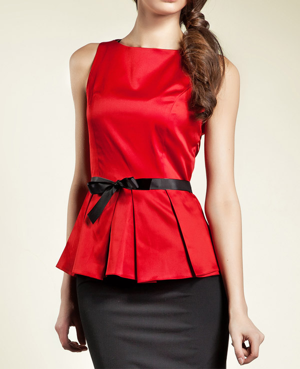 Ladies Suit Skirt And Blouses For Women Uniform - Buy Blouses For ...