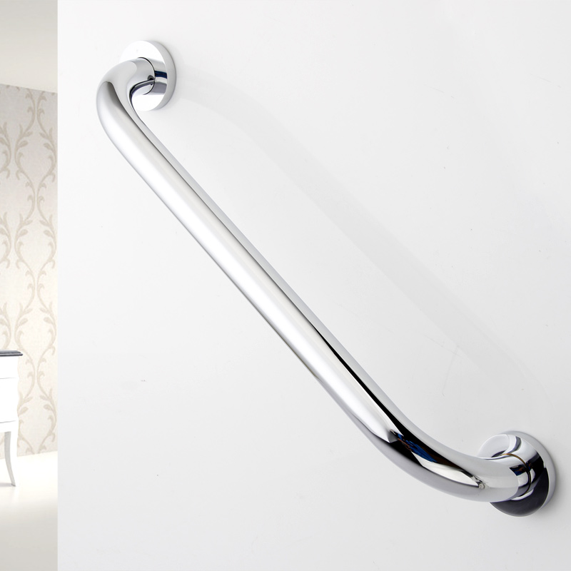 Buy Space aluminum handrails bathroom toilet bathtub handrail non ...