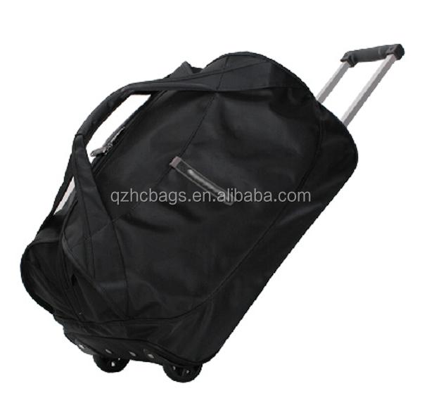 c596741c1712 Travel Trolley Luggage Bag Duffel Bag On 2 Wheels For Sale - Buy ...