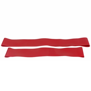 Foam handle resistance bands for fitness