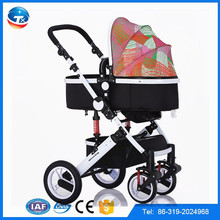 2017 China Kids Toys Factory Promoted High Quality 4 in 1 Baby Stroller Car Seat With European Standard