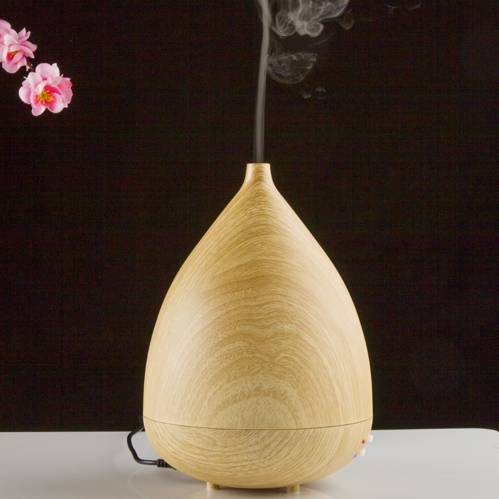 New style electric esential oil fragrance diffuser machine aroma mist humidifier