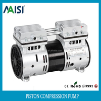 Brushless Motor Piston Vacuum Pump 220v Ac Air Compressor Pump ...