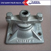 Swivel Wing Nut Anchor Nut with Plate Combination Nut