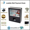 Factory Price Cash Accepter Kiosk With Touch Screen