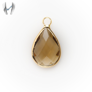 Pear Drop 13x18mm Big Gemstone New Arrival Jewelry Accessory Glass Crystal lustre crystal