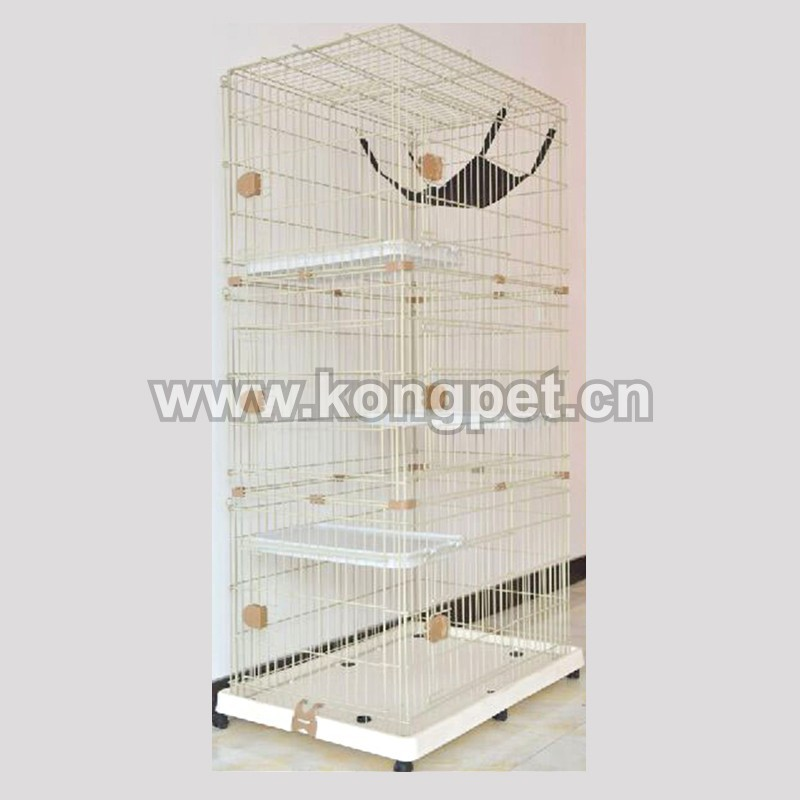 2015 High quality Square Metal Kennels for dogs or cats KE006