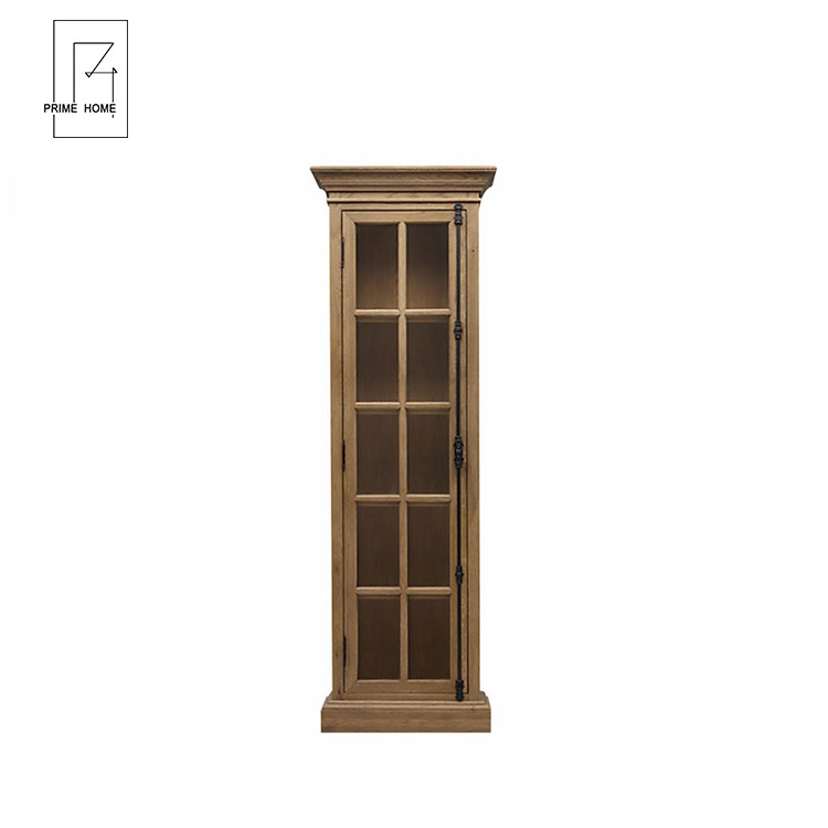 Small Size Wholesale High Quality Clothes Antique French Cabinet Wood