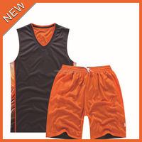 Youth sublimation sportswear New High-Grade basketball Clothes