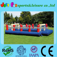 inflatable out door football pitch , commercial inflatable court