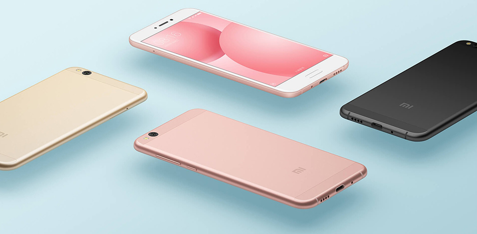 Original Xiaomi MI5C MI 5C Mobile Phone 3GB RAM 64GB ROM Pinecone Surge S1 SoC Octa core 2.2GHz Fingerprint ID 12.0mp