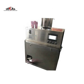 Automatic Ice Pop Making Machine Chinese Supplier Factory Price