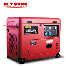 6kva Portable super silent diesel <span class=keywords><strong>발전기입니다</strong></span>