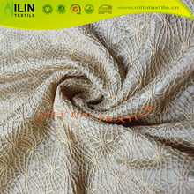 Lace bonded fabric for womens' dress for south american market