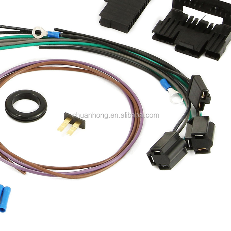 Admirable Gm Ford Fuse Box And Wiring Harness Universal 21 20 Circuit Hotrod Wiring 101 Capemaxxcnl